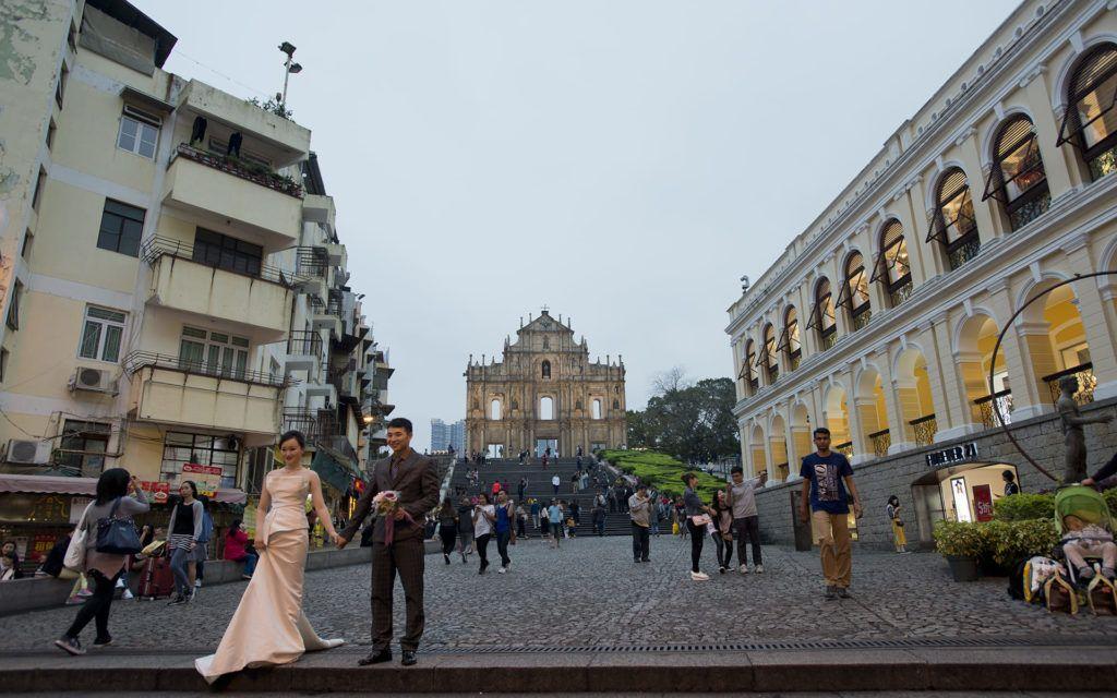 Viaje para mujeres a Macao (China)
