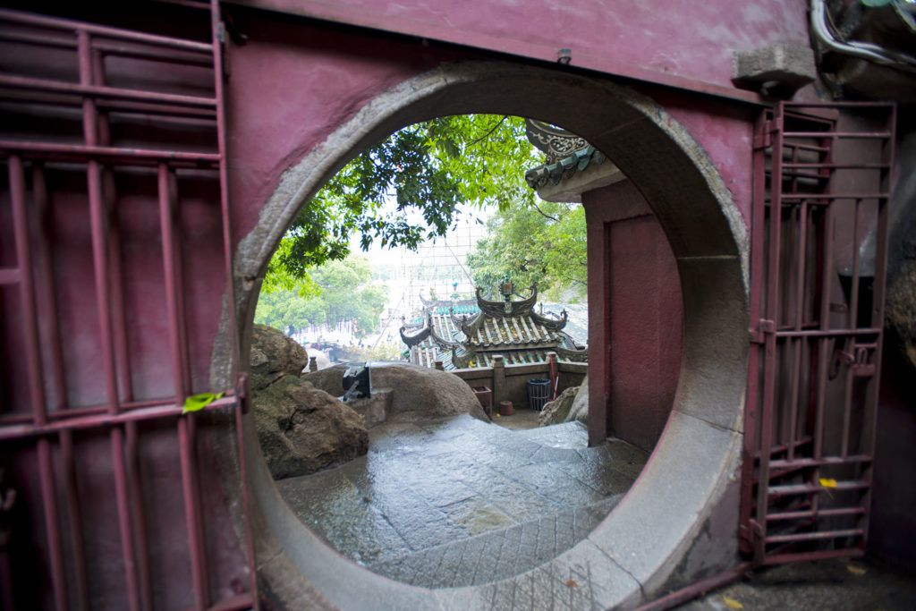 Templo de A-Má, viaje para mujeres a Macao