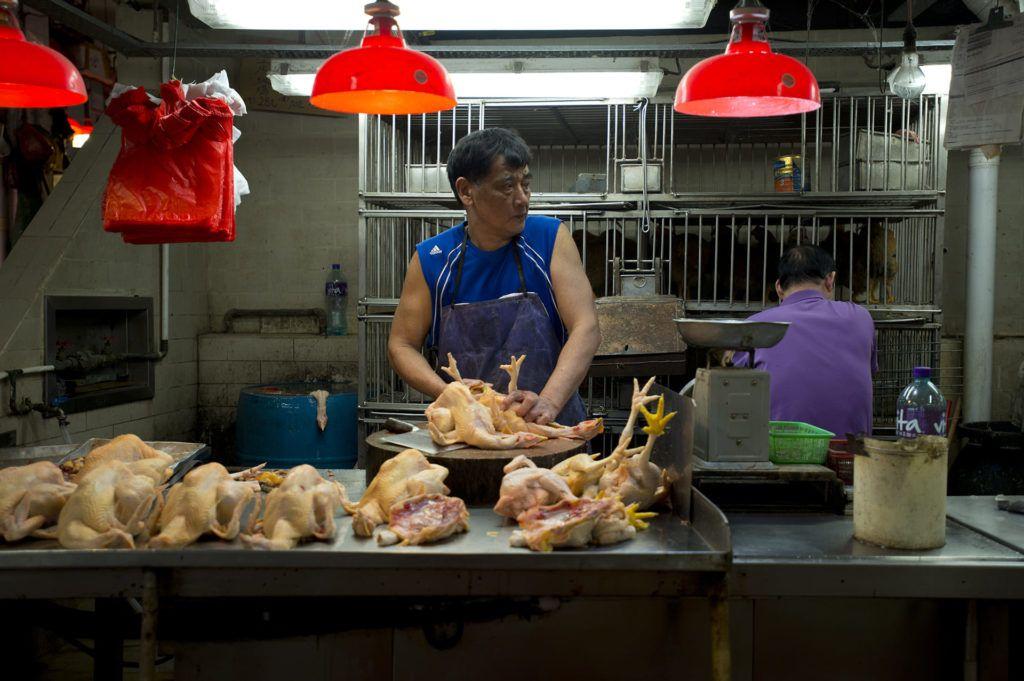 Mercado Rojo de Macao, un viaje gastronómico