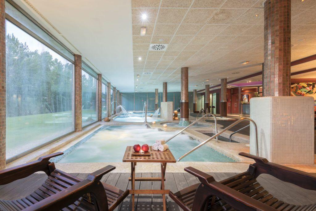 Viaje con amigas al spa del hotel Barceló Monasterio de Boltaña