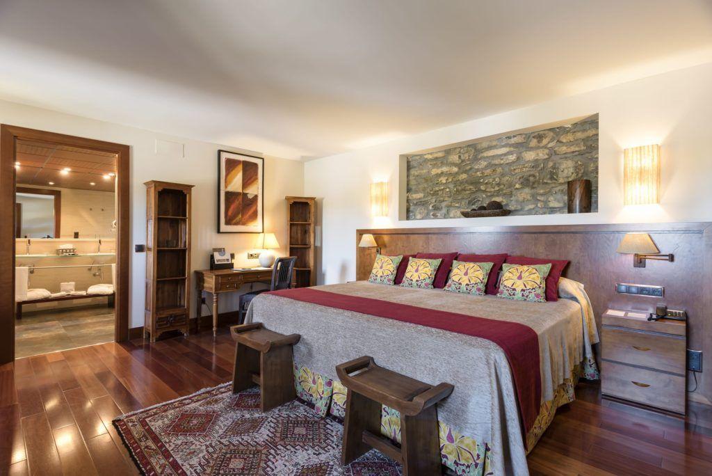 Viaje con amigas al hotel Barceló Monasterio de Boltaña.