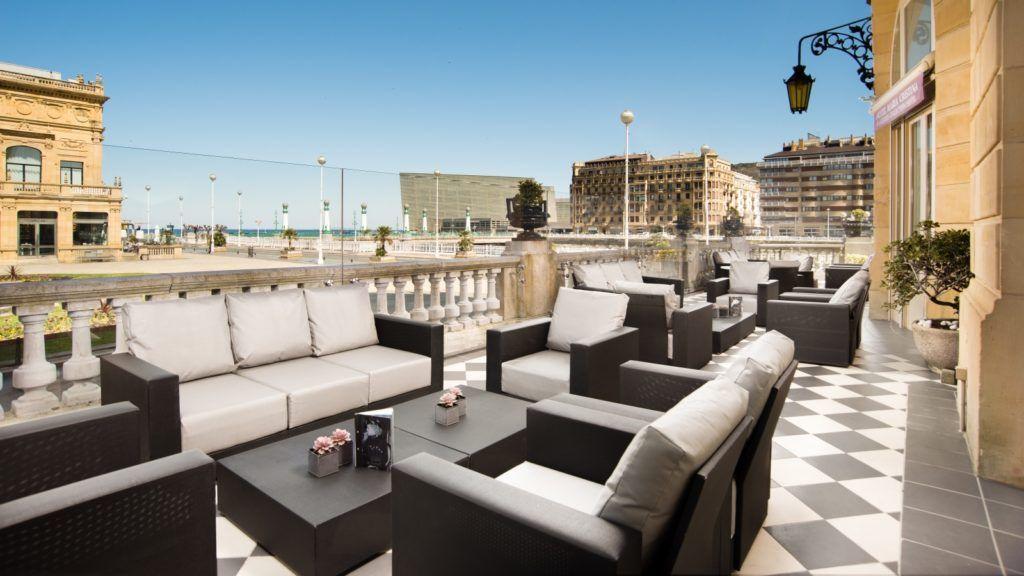San Sebastián hotel Maria Cristina fin de semana