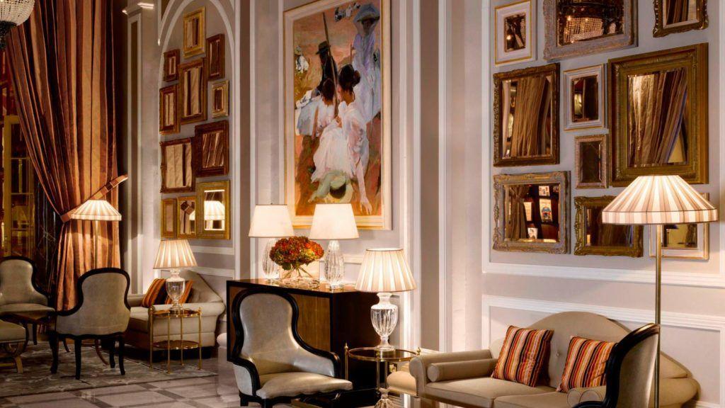 San Sebastián hotel María Cristina fin de semana