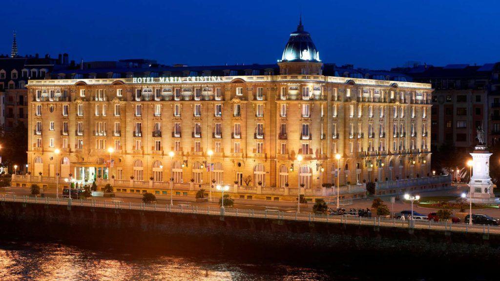 San Sebastian hotel Maria Cristina fin de semana mujeres