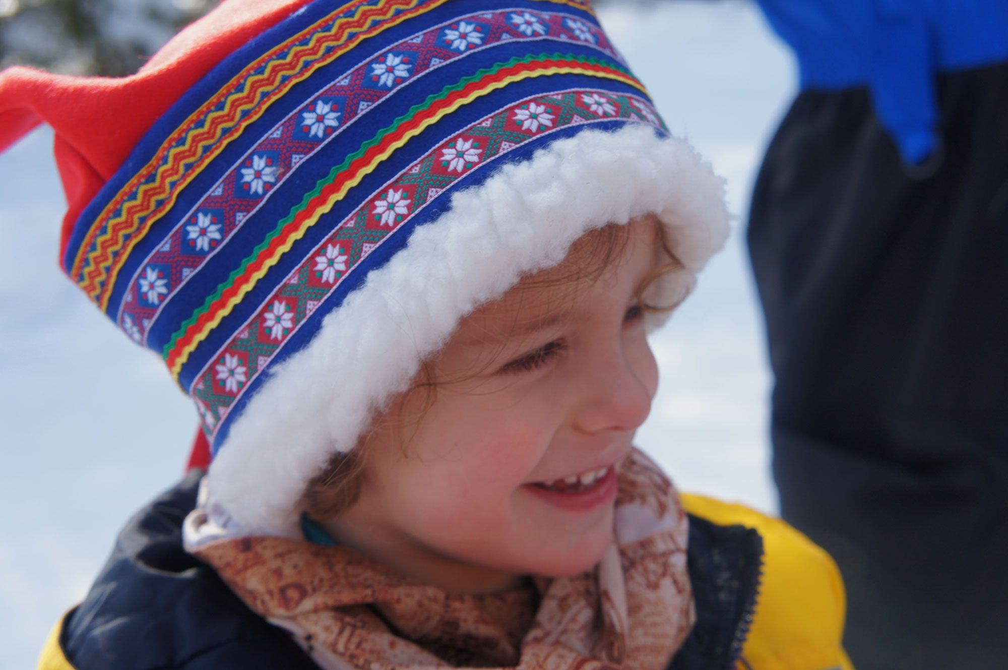 viaje Finlandia familia niños