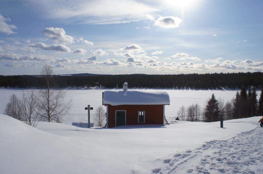 visita Santa Claus Laponia viajes niños familia