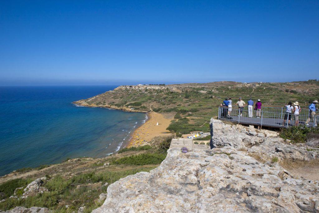 Viaje a Gozo en Etheria magazine: Gruta de Calipso y playas