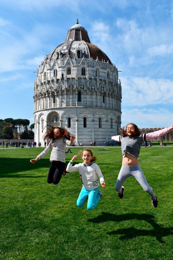 Florencia en Familia Toscana