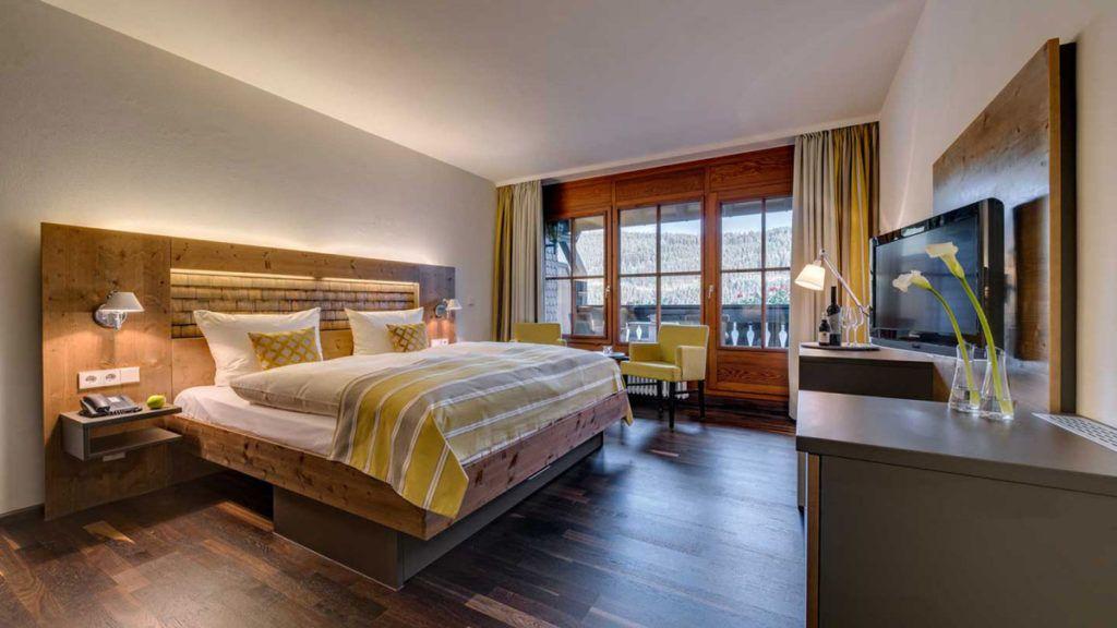 Habitaciones cómodas hotel Alemannenhof, Selva Negra Alemania