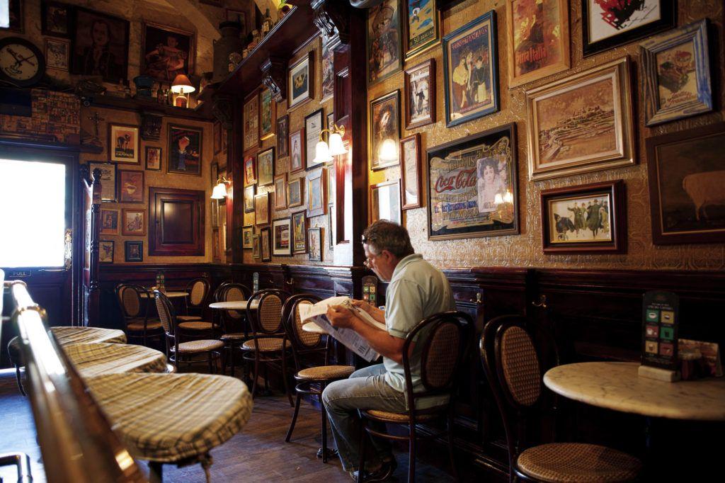 El Café Jubilee es visita obligada en viaje a gozo