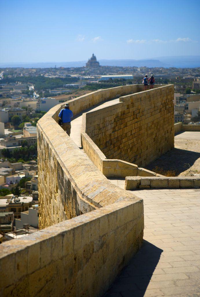 Viaje a Gozo en Etheria magazine: Victoria, la capital
