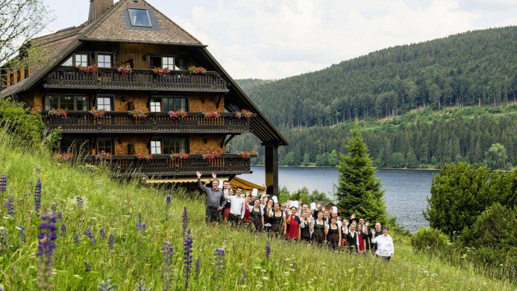 Hotel Alemannenhof, lago Titisee viajes en familia