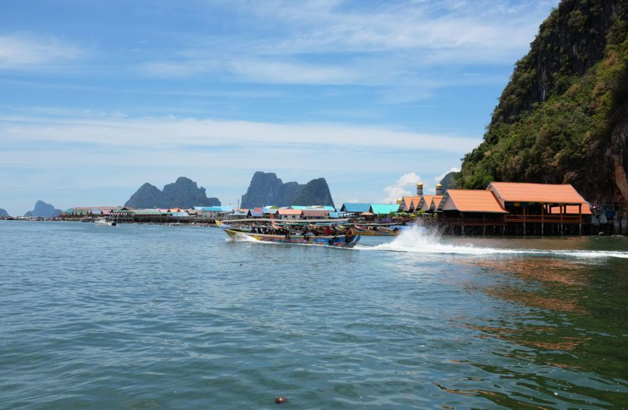 Mar de Andaman, viajes a Tailandia, viajes para dos, lunas de miel