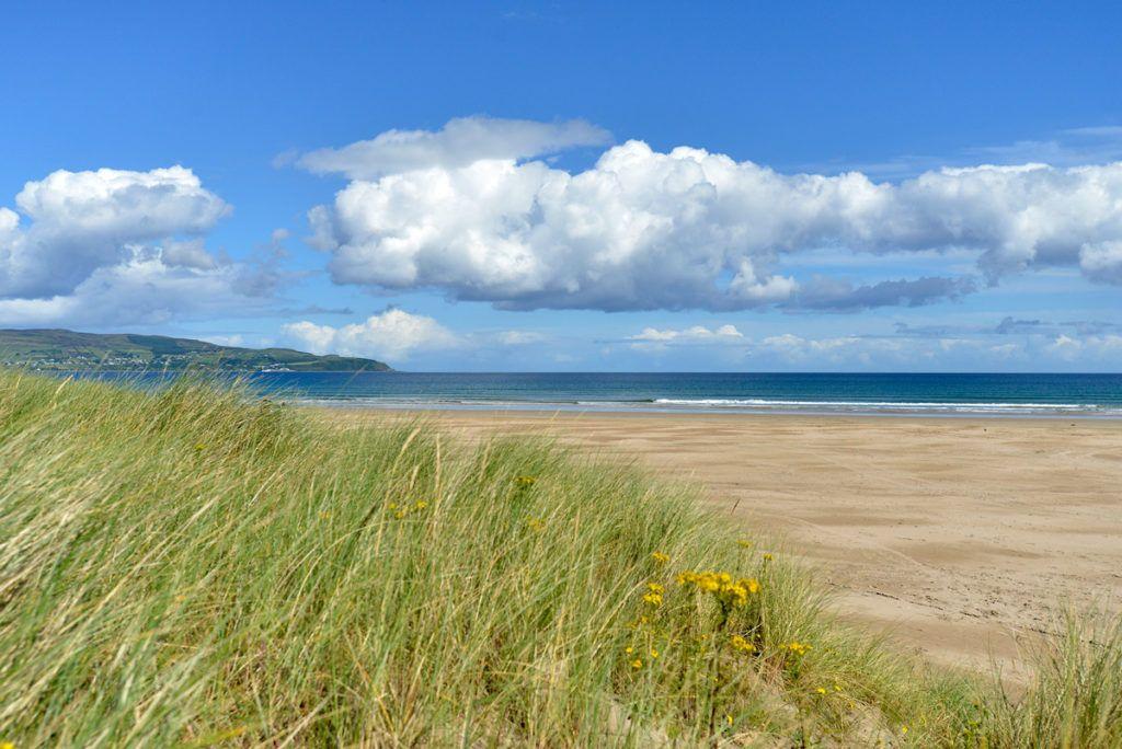Escenario de Juego de Tronos: Playa de Portstewart