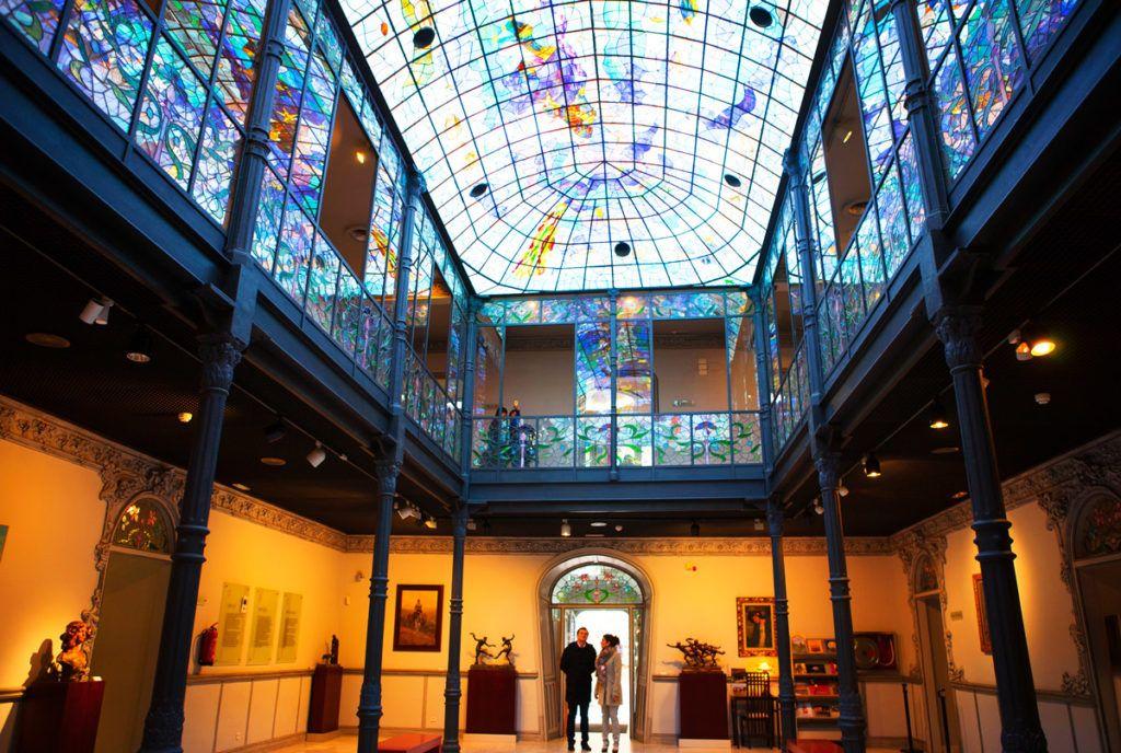 Casa Lis Museo modernista