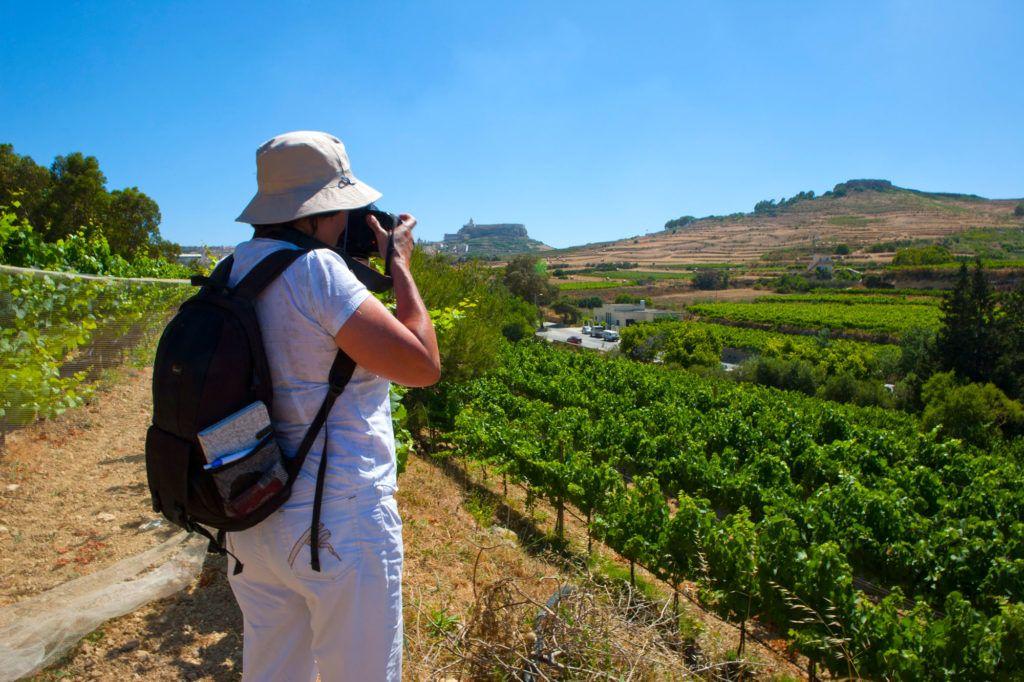 Viaje para mujeres a Gozo en Etheria magazine: ecofarms y agricultura ecológica