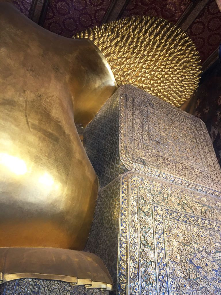 wat Pho Buda Asia tres dias en bangkok