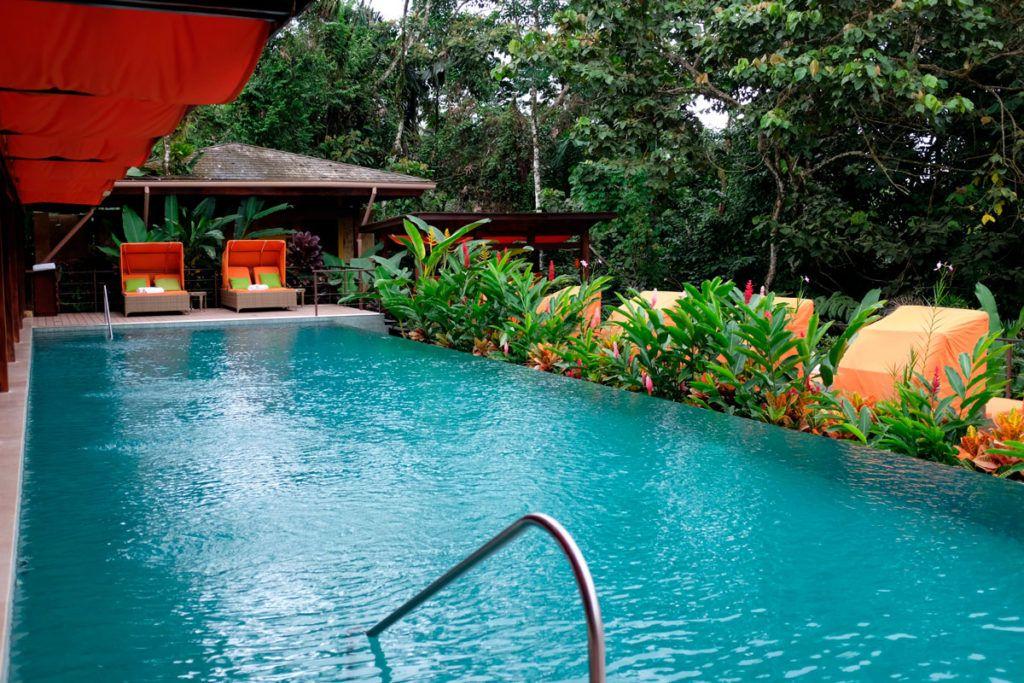 Nayara Springs in love Costa Rica viajes