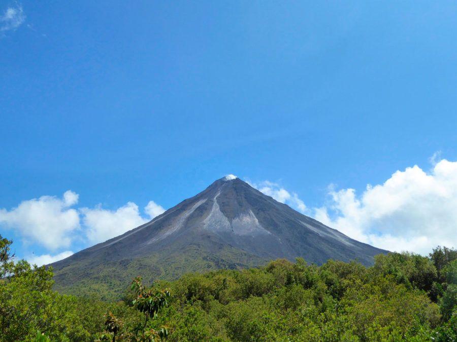 Volcán Arenal Costa Rica en familia