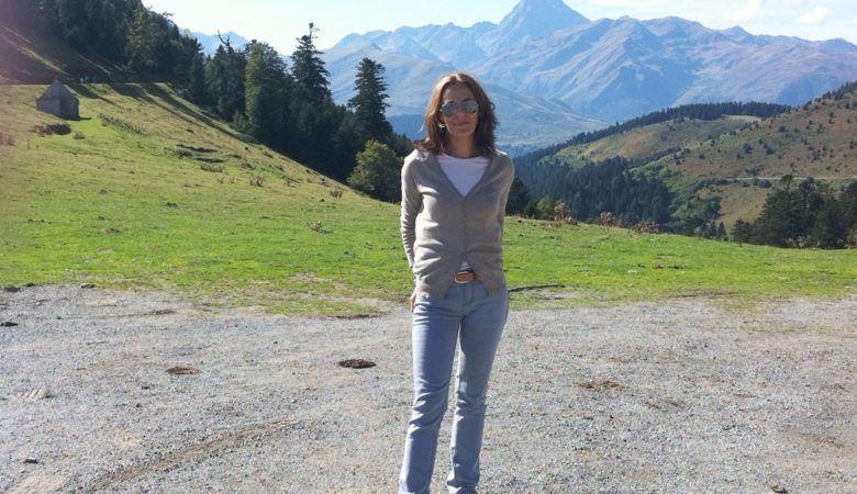 Liliane Bodalo. Responsable de prensa de Atout France