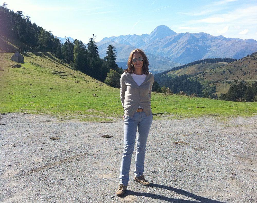 Liliane Bodalo, oficina turismo Francia, mujeres etheria magazine