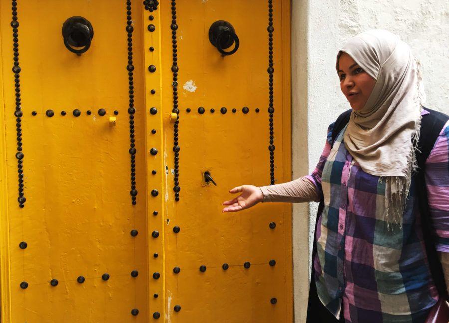 Medina de Túnez viajes para mujeres Etheria magazine