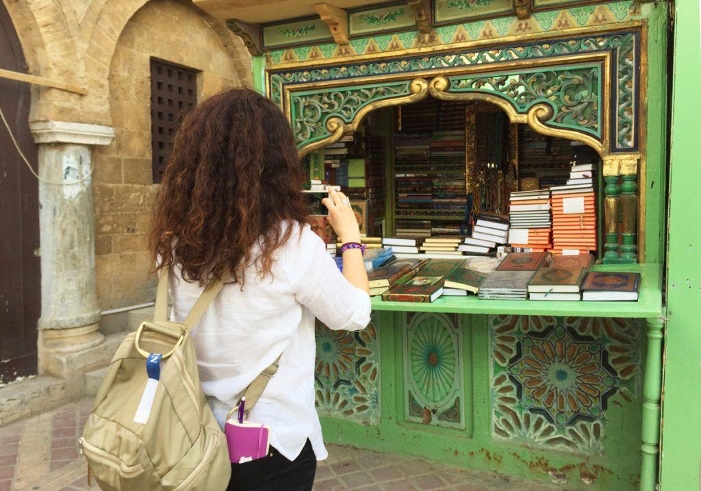 Compras en la Medina de Túnez en Viajes para Mujeres