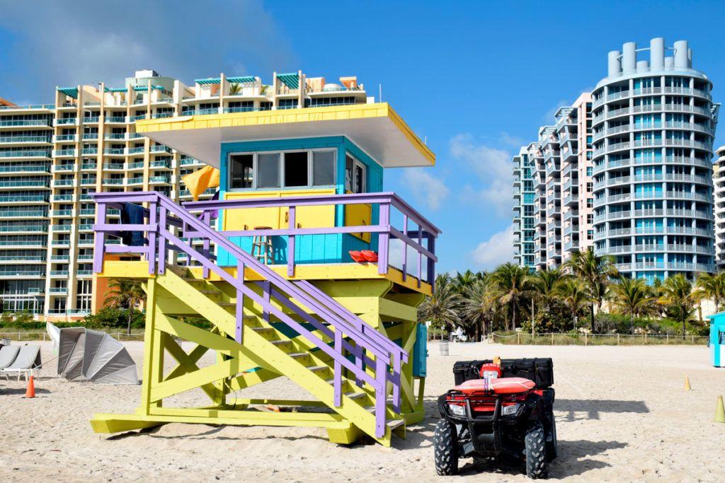 viajes niños familia South playa Miami