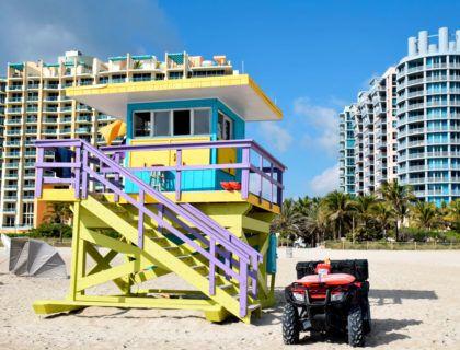 Miami en familia