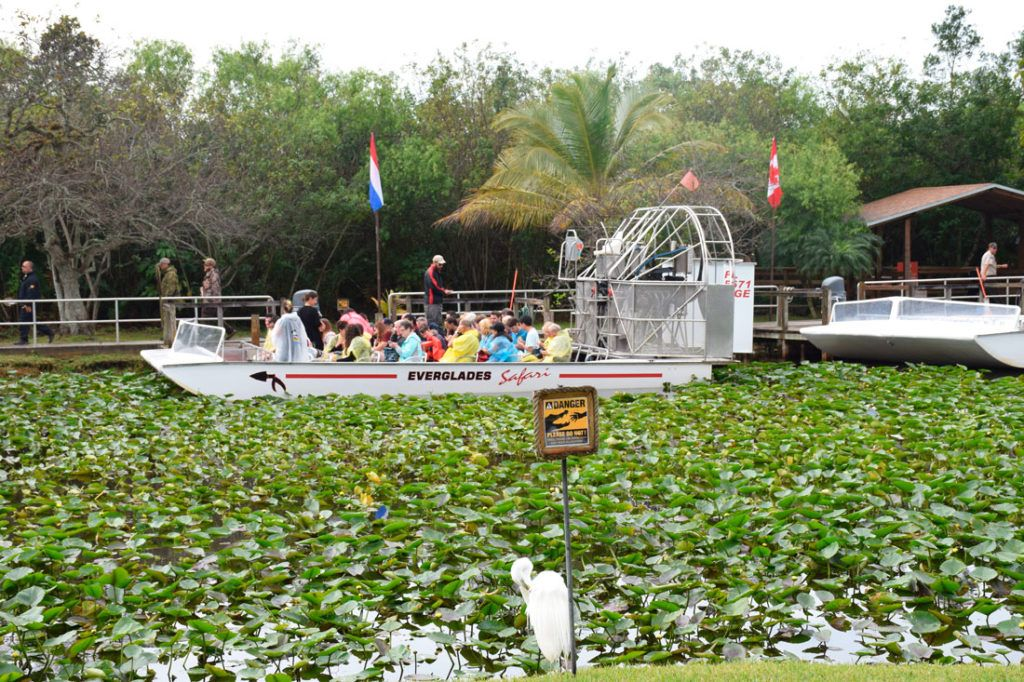 Miami familia tour viaje niños barca