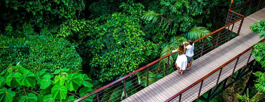 Naturaleza en Costa Rica viajes aventura lujo