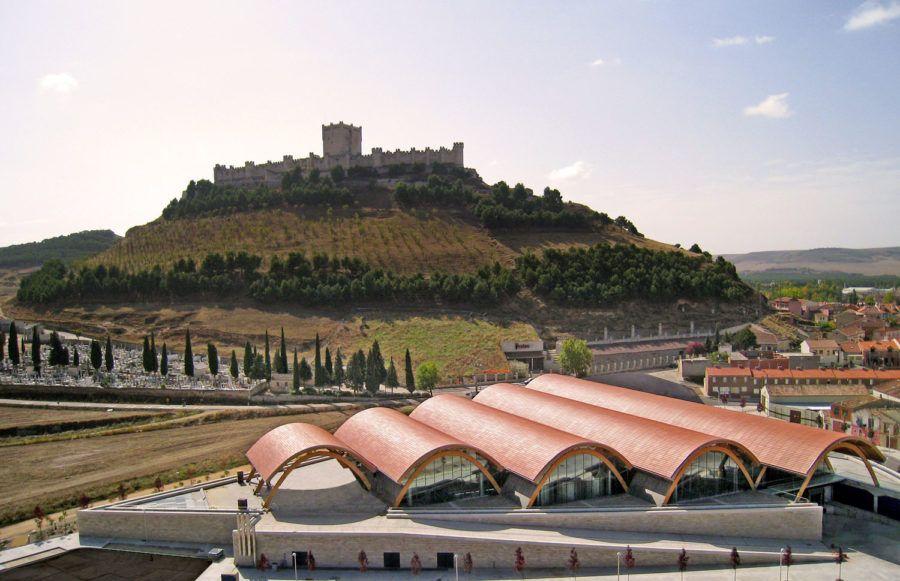 Ruta del vino Ribera del Duero, Castillo de Peñafiel, viaje con amigas