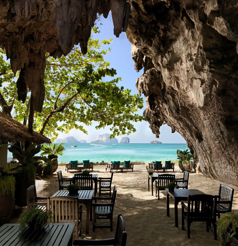 hotel Krabi escapada Tailandia playa viaje mar