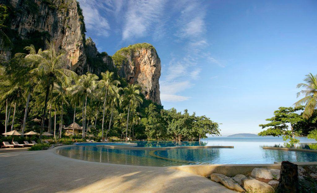 hotel Krabi Tailandia viaje niños familia