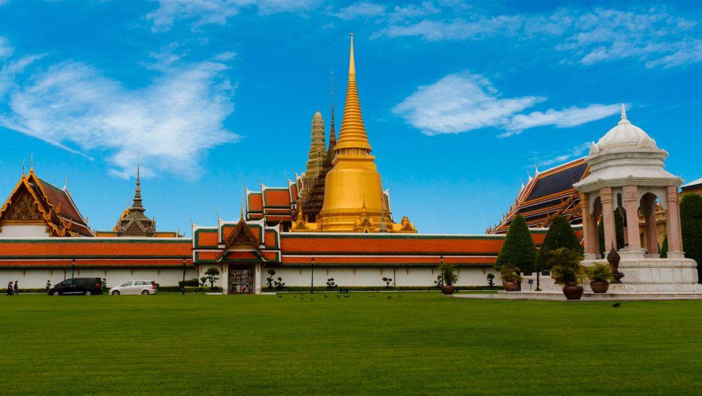 palacio real tres dias en bangkok