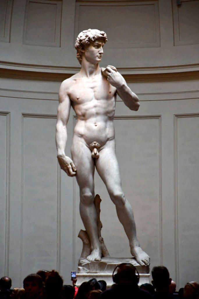 David de Miguel Angel Museo viaje Toscana