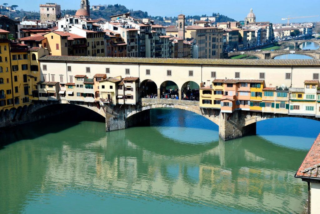 viaje arte arquitectura Florencia paisaje