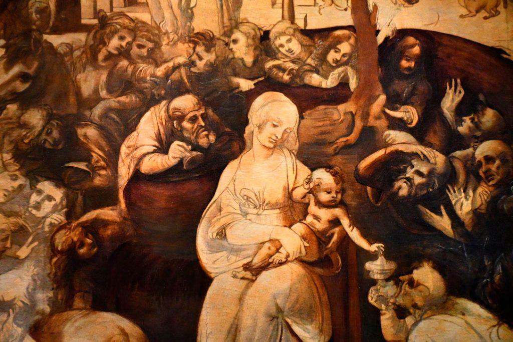 Arte Toscana Florencia viaje cuadro pintura