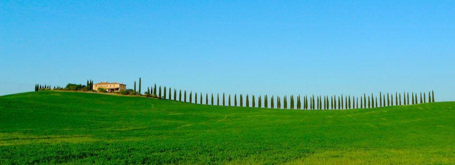 Toscana en coche