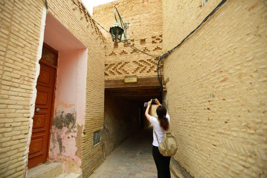 Ruta por Túnez, viaje a Tozeur