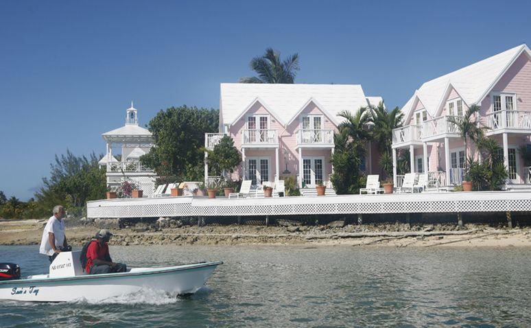 Excursiones en barco en Islas Bahamas