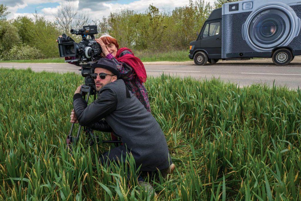 El documental Caras y lugares realiza una road movie por la Francia rural