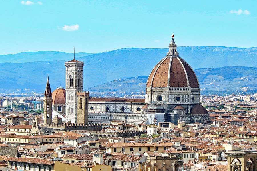 fin de semana en Florencia