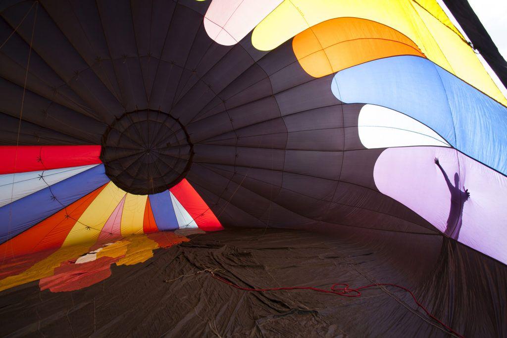 Viaje de aventura en globo en la Hot Air Balloon Regatta