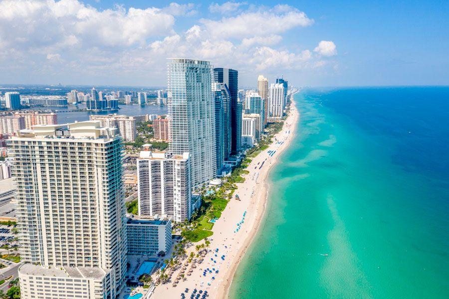viajes con niños a Miami