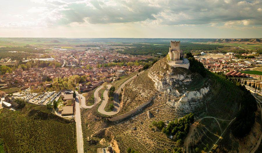 castillos en Valladolid