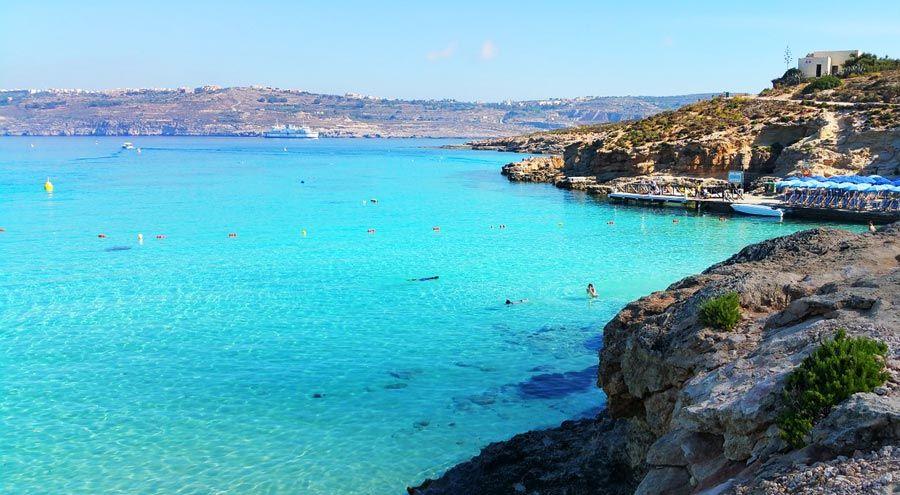 isla comino excursion desde malta o gozo