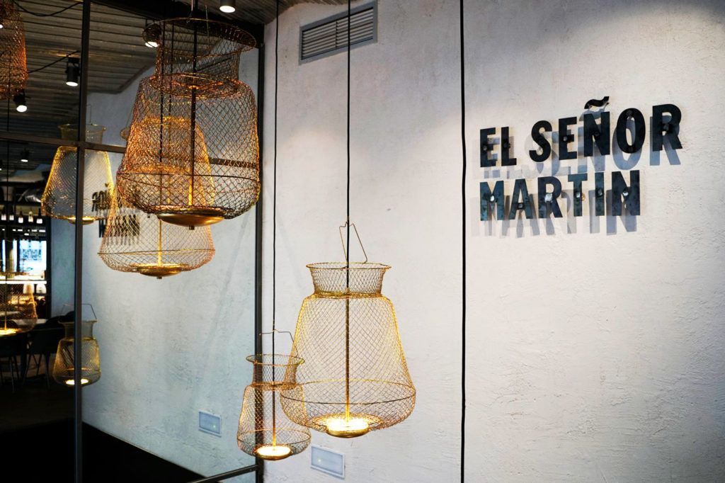 Restaurante Madrid escapada