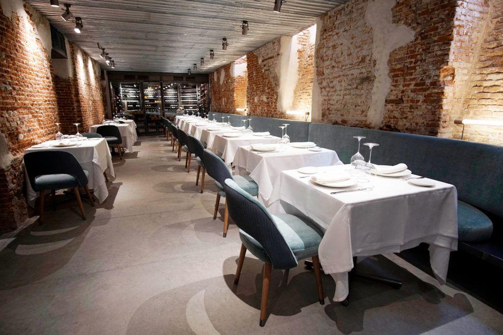 Restaurante Madrid gastronomia