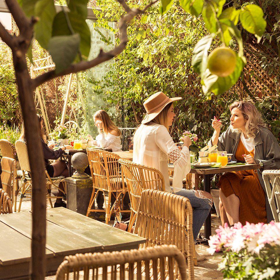 El Jardín Secreto de Salvador Bachiller en Madrid
